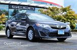 2012 Toyota Camry LE Bluetooth Connection, Steering Wheel Audio C in Richmond, British Columbia