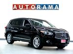 2013 Infiniti JX NAVIGATION BACK UP CAMERA LEATHER SUNROOF DVD 7 in North York, Ontario