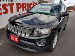2015 Jeep Compass Sport/North HIGH ALTITUDE, LEATHER, SUNROOF in Oshawa, Ontario