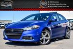 2014 Dodge Dart GT Backup Cam Bluetooth R-Start] Leather  Heated Front Seat 18Alloy Rims in Bolton, Ontario