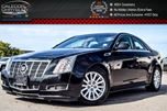 2012 Cadillac CTS Luxury Pano Sunroof Backup Cam Leather Ventilited Seat R-Start 17Alloy Rims in Bolton, Ontario