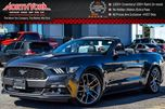 2015 Ford Mustang EcoBoost Premium AccidentFree Nav RearCam Vntd Front Seats Bluetooth 20Alloys  in Thornhill, Ontario