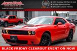 2016 Dodge Challenger SXT Plus CleanCarProof Adapt Cruise Nav RearCam Htd/Vntd Front Seats 20Alloys  in Thornhill, Ontario