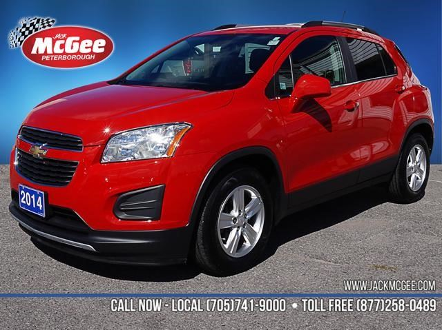 2014 CHEVROLET Trax LT in Peterborough, Ontario