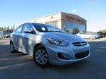 2016 Hyundai Accent GL A/C, HTD. SEATS, BT, SAT, LOADED, 23K! in Stittsville, Ontario