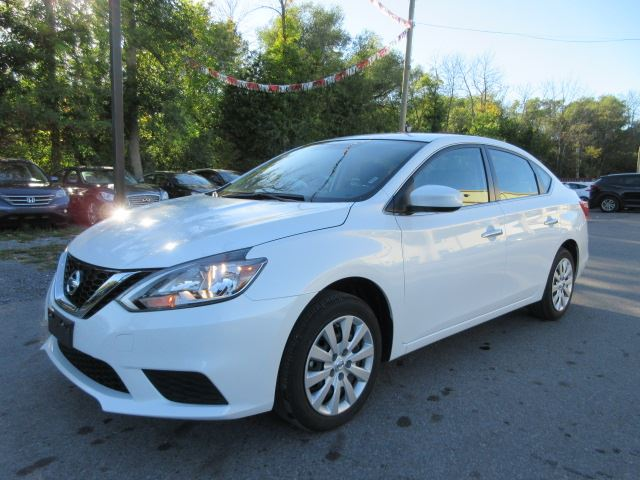 2016 nissan sentra 1 8s auto a c bt loaded 25k. Black Bedroom Furniture Sets. Home Design Ideas