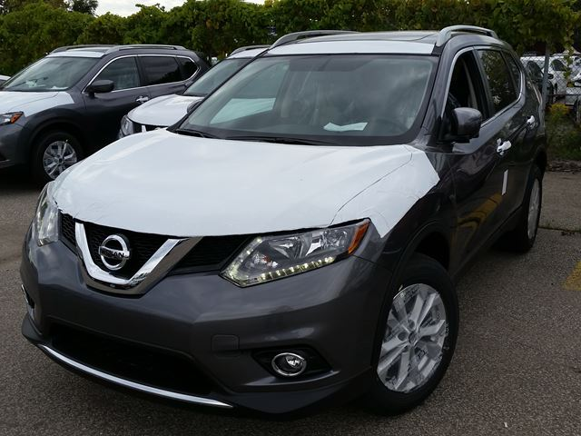 2016 nissan rogue sv toronto ontario new car for sale 2593776. Black Bedroom Furniture Sets. Home Design Ideas