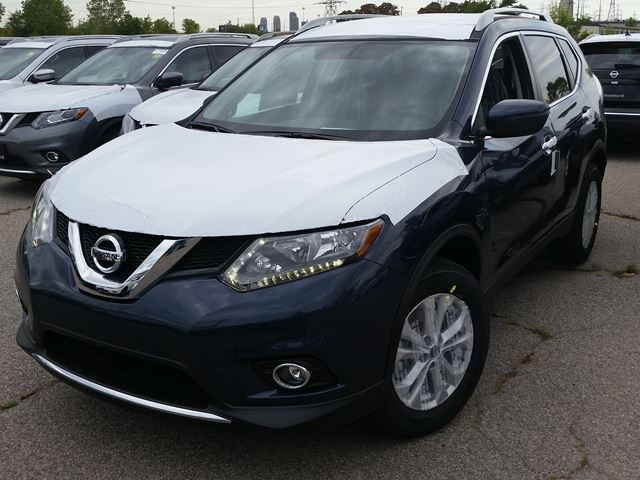 2016 nissan rogue sv toronto ontario car for sale 2593777. Black Bedroom Furniture Sets. Home Design Ideas