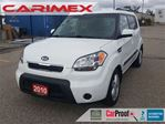 2010 Kia Soul ONLY 81K   CERTIFIED + E-Tested in Kitchener, Ontario