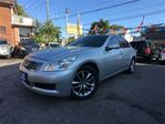 2007 Infiniti G35 x Navagation,Leather,Sunroof,AllWheel,HtdSeats&Bluet in Toronto, Ontario