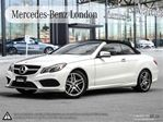 2014 Mercedes-Benz E-Class E350 Cabriolet Loaded! Rates from 0.9% in London, Ontario