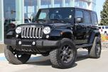 2016 Jeep Wrangler Unlimited Sahara in Kamloops, British Columbia