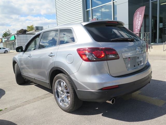 2015 mazda cx 9 gt awd leather roof bose audio toronto ontario used car for sale 2595156. Black Bedroom Furniture Sets. Home Design Ideas