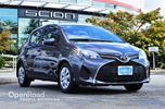 2016 Toyota Yaris LE Hatchback, Bluetooth Connection, Power Windo in Richmond, British Columbia