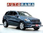 2012 Mercedes-Benz M-Class ML350 BlueTEC 4MATIC BACK UP CAM NAVIGATION LEA in North York, Ontario