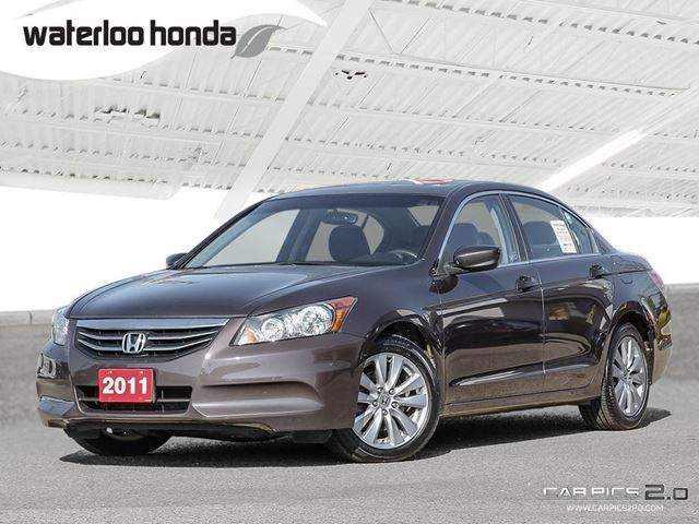 2011 Honda Accord Ex L Back Up Camera Navigation And