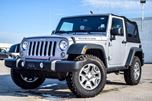 2015 Jeep Wrangler Rubicon 4x4 Navi Bluetooth Leather R-Start Heated FRT Seat 18Alloy Rims in Bolton, Ontario