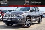 2015 Jeep Compass Limited 4x4 Leather Heated Seat Keyless Entry Powr Seat 18Alloy Rims in Bolton, Ontario