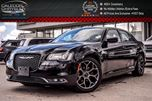 2015 Chrysler 300 S Navi Pano Sunroof Backup Cam Bluetooth Leather R-Start 20Alloy Rims in Bolton, Ontario