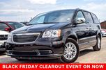 2015 Chrysler Town and Country Limited Backup Cam Bluetooth Leather R-Start 17Alloy Rims in Bolton, Ontario