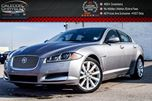 2013 Jaguar XF V6 AWD Navi Sunroof Backup Cam Bluetooth Leather Heated FRT Seat 19Alloy Rims in Bolton, Ontario