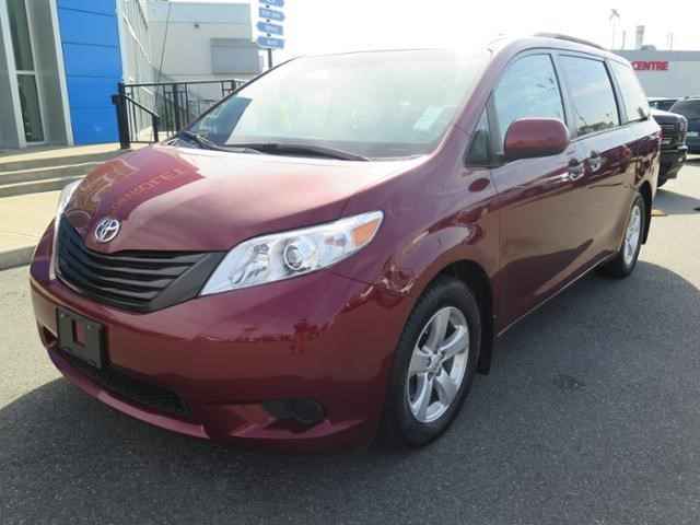 2014 TOYOTA SIENNA           in Chilliwack, British Columbia