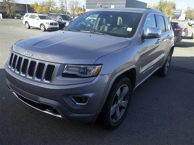 2016 jeep grand cherokee overland gray cmp chevrolet buick gmc cadillac. Black Bedroom Furniture Sets. Home Design Ideas