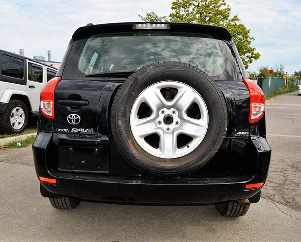 2006 toyota rav4 4wd suv alloy wheel brampton ontario used car for sale 2594575. Black Bedroom Furniture Sets. Home Design Ideas