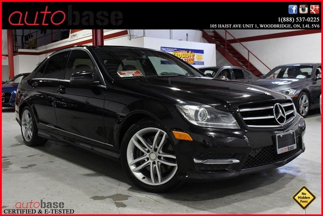 2014 mercedes benz c class c300 4matic navigation for Mercedes benz c300 black rims