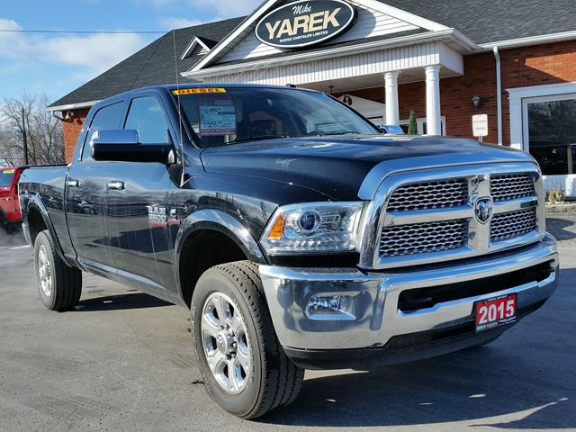 2015 ram 3500 laramie 4x4 leather heated vented seats. Black Bedroom Furniture Sets. Home Design Ideas