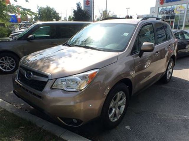 2014 SUBARU FORESTER i in Newmarket, Ontario