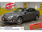 2011 Ford Fusion RARE 6 SPEED MANUAL AND LOADED in Ottawa, Ontario