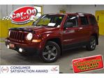 2014 Jeep Patriot HIGH ALTITUDE LEATHER SUNROOF in Ottawa, Ontario