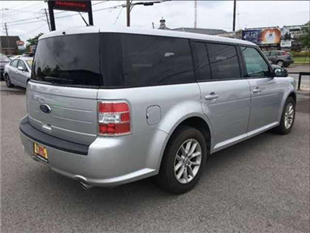 2014 ford flex se 7pass alloys fwd bluetooth st catharines ontario used car for sale 2596156. Black Bedroom Furniture Sets. Home Design Ideas