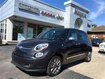 2015 Fiat 500L LOUNGE,LEATHER,PANOROOF,ALLOYS in Niagara Falls, Ontario