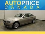 2012 BMW 5 Series 528 NAVIGATION AWD LEATHER MOONROOF in Mississauga, Ontario
