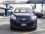 2016 Chevrolet Trax 1OWNER   LOW KM in Rexdale, Ontario
