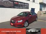 2013 Chevrolet Cruze LT TURBO AUTO LOADED *CERTIFIED* in St Catharines, Ontario