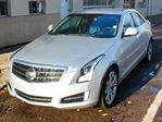 2013 Cadillac ATS PREMIUM AWD 2.0T LOW KM FINANCE AVAILABLE in Edmonton, Alberta