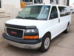 2014 GMC Savana AWD 8 PASSENGER 5.3L FINANCE AVAILABLE in Edmonton, Alberta