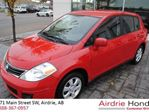 2012 Nissan Versa 1.6 SV *Local Trade-In, Winter Tires* in Airdrie, Alberta