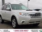 2011 Subaru Forester 2.5XT Limited - LOCAL CANADIAN TRADE IN | NO ACCIDENTS | HEATED LEATHER SEATS | NAVIGATION | PIONEER AUDIO | PANORAMIC SUNROOF | FACTORY REMOTE STARTER | TRAILER HITCH | CLIMATE CONTROL WITH AC | BLUETOOTH | CRUISE CONTROL | LOW KMS in Edmonton, Alberta