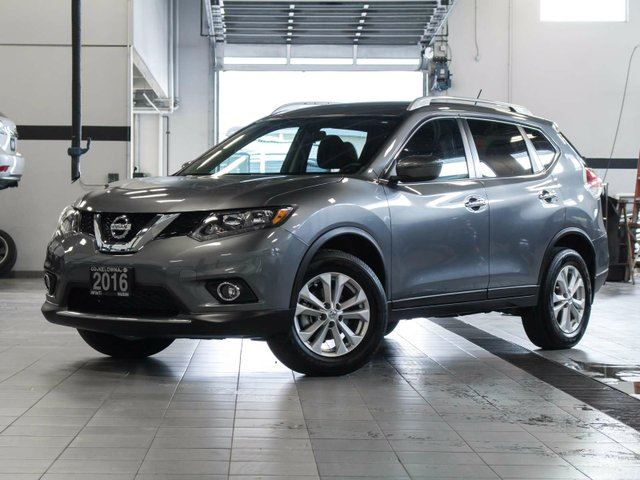 2016 nissan rogue sv awd special edition grey kelowna infiniti nissan. Black Bedroom Furniture Sets. Home Design Ideas