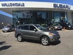 2011 Hyundai Santa Fe GL 3.5L V6 AWD No Accident, One Owner HWY KM  in Thornhill, Ontario