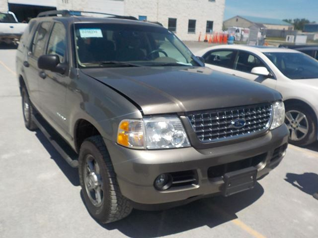 used 2005 ford explorer xlt innisfil. Black Bedroom Furniture Sets. Home Design Ideas
