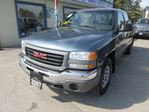 2007 GMC Sierra 1500 GREAT WORK TRUCK SLE EDITION 6 PASSENGER 4.8L - in Bradford, Ontario