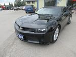 2014 Chevrolet Camaro POWERFUL COUPE-MODEL 4 PASSENGER 3.6L - V6 ENGI in Bradford, Ontario
