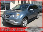 2007 Acura MDX TECH PKG. AWD NAVIGATION BACK UP CAM in Toronto, Ontario