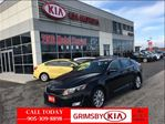 2014 Kia Optima EX WITH-NAVI, LEATHER, SUNROOF in Grimsby, Ontario
