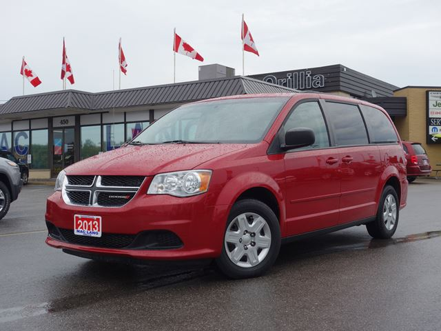 2013 dodge grand caravan stow and go orillia ontario used car for sale 2595895. Black Bedroom Furniture Sets. Home Design Ideas